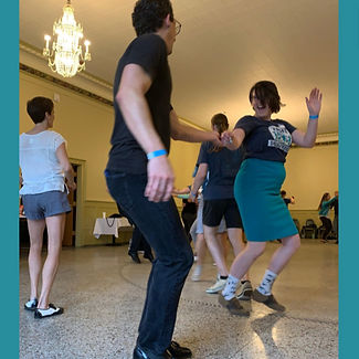 Make Lindy Hop Your Own (Week 3)