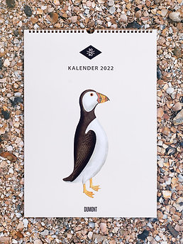Dumont & 30x40 Kalender 2022