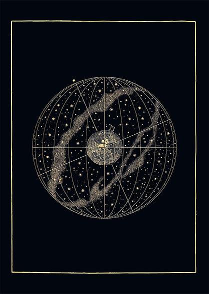 Sonderedition Cosmos Kunstdruck