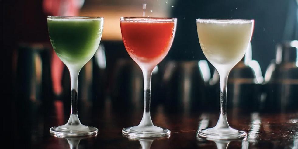 < 1pm > Mindful Mixology 1: No-Alcohol Cocktails