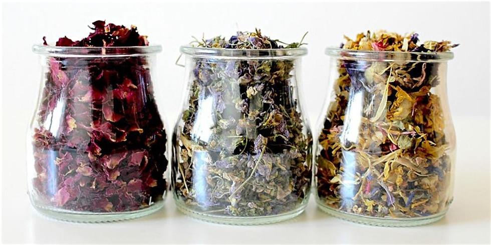 Self Love & Pleasure Medicine w/ Amethyst Botanical