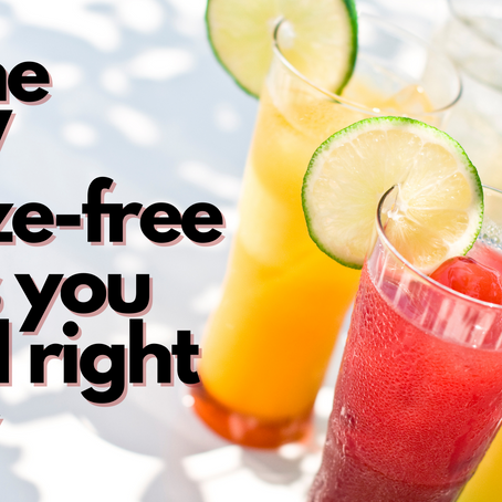all the DMV booze-free bevs you need right now