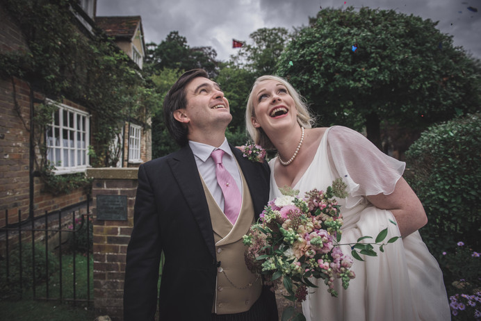 Wedding Photography Turville, near Henley on Thames.