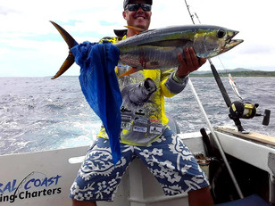 Last Minute Yellowfin