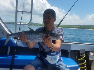 Nice Spanish Mackerel