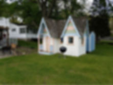 Playhouse, Toys, Kids