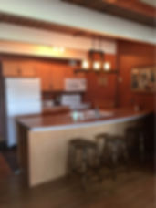 Kitchen, breakfast bar