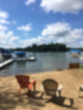 Beach, sand, lake, lakefront, relax, dock, swim,