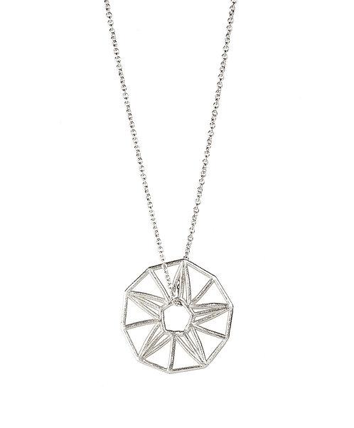 Lucky Star Pendant - silver