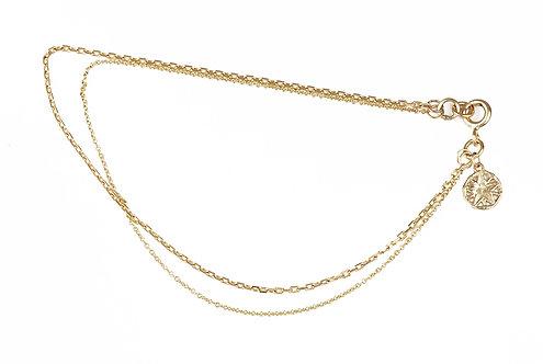 Double Layer Bracelet