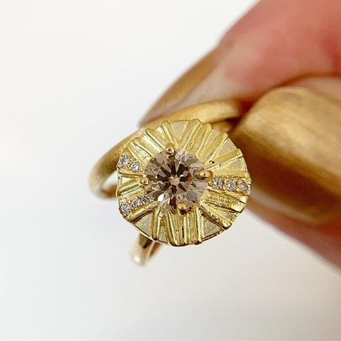 Radiance Diamond Engagement Ring