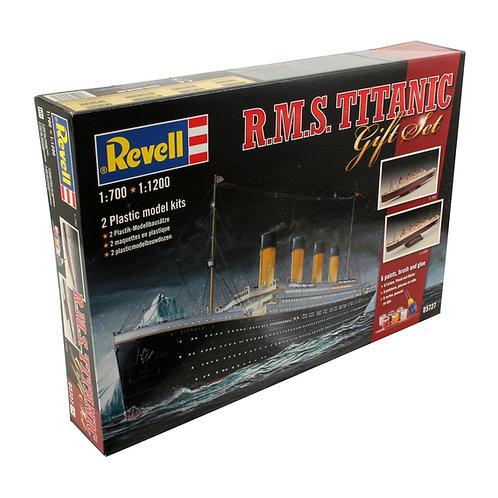 """Набор сборных моделей """"R.M.S. Titanic"""""""