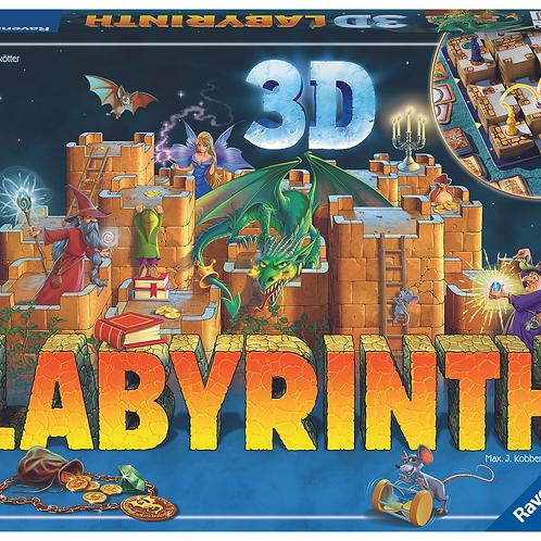 Ravensburger Игра Лабиринт 3D