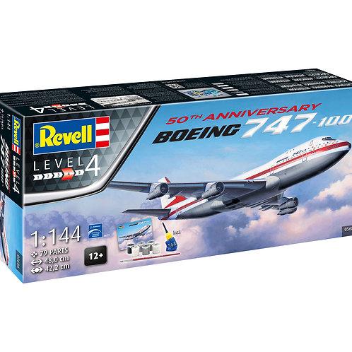 "Сборная модель самолёта ""Boeing 747-100"""