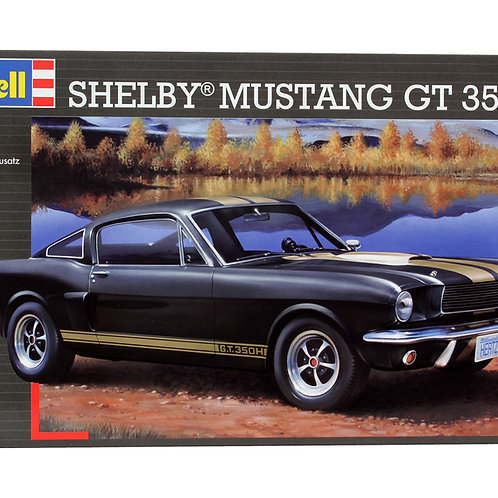 "Сборная модель автомобиля ""Shelby ® Mustang GT 350 H™"""