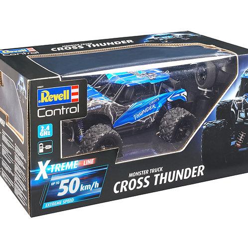 Р/У Автомобиль X-Treme ''Cross Thunder''