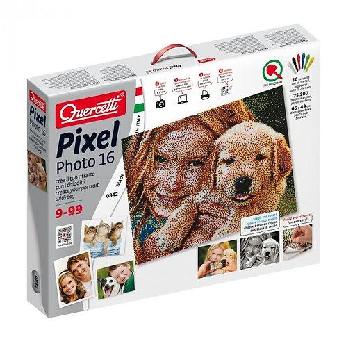 """Quercetti Мозаика """"Pixel Photo 16"""""""
