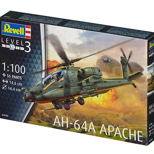 """Сборная модель вертолёта """"AH-64A-APACHE"""""""