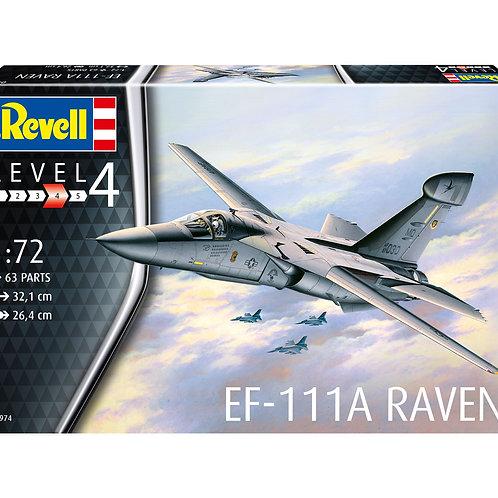 """Сборная модель истребителя """"EF-111A Raven"""""""