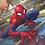 Thumbnail: Ravensburger Пазл 3x49  Человек-паук в действии