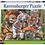 Thumbnail: Ravensburger Пазл на 200 элементов  Сиеста больших кошек