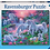 Thumbnail: Ravensburger Пазл на 150 элементов  Единороги в лучах заката