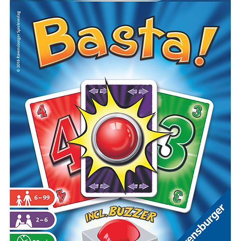 "Ravensburger Игра ""Баста!"""