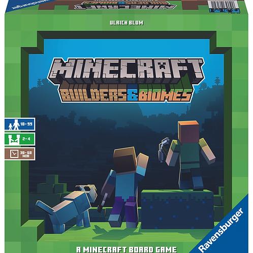 Ravensburger Игра Minecraft (Майнкрафт)