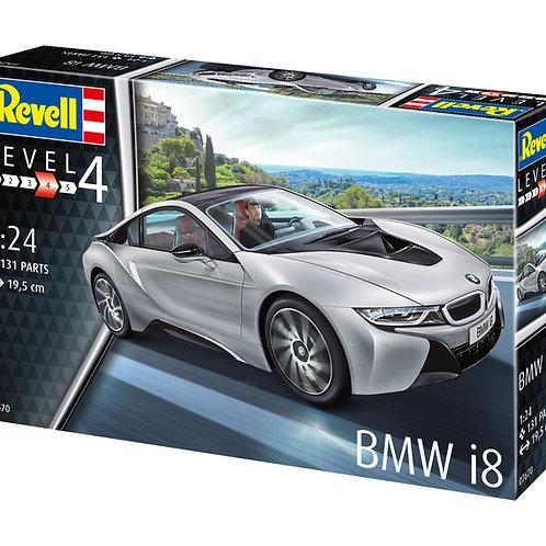 """Сборная модель автомобиля """"BMW i8"""""""