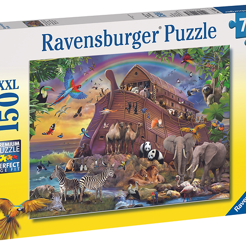 Ravensburger Пазл на 150 элементов  Ноев ковчег