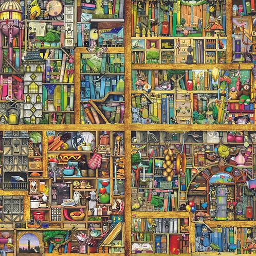 Волшебный книжный шкаф