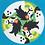 Thumbnail: Ravensburger Песочная Мандала-Дизайнер