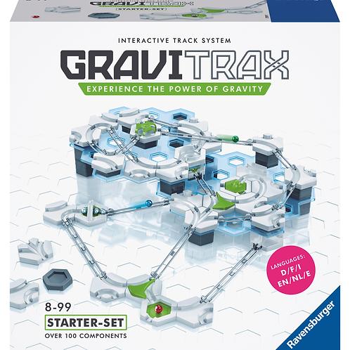 GraviTrax - система интерактивных треков. Стартовый комплект.