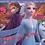 "Thumbnail: Ravensburger Пазл 2x24  Холодное сердце ""Морозные приключения"""