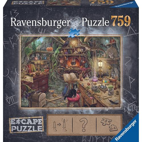 """Ravensburger Пазл """"Escape""""  Кухня ведьмы"""