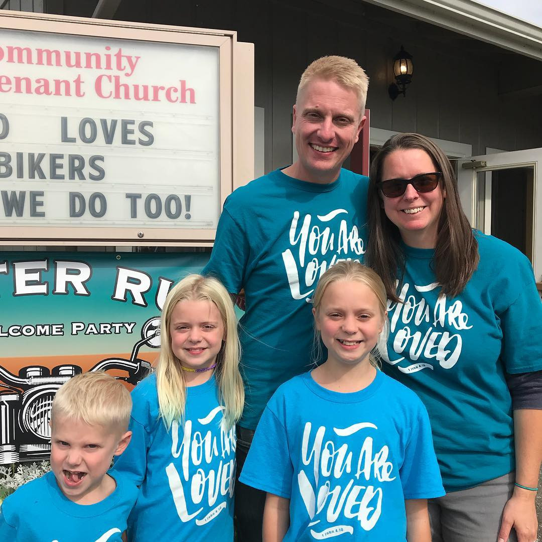Serving the Clear Lake community on Oyster Run Sunday