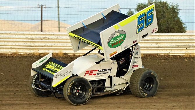 Justin Youngquist Victorious in Yakima