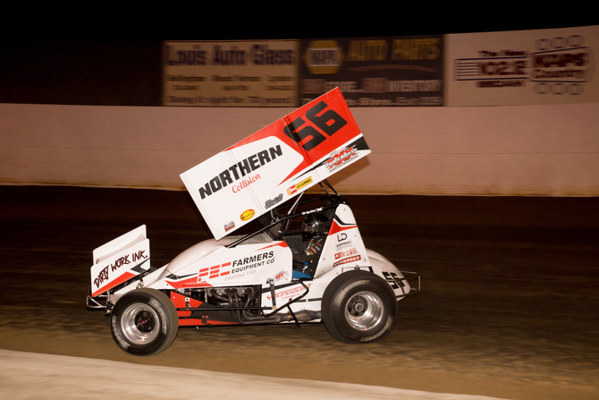 First Top Five of the Year for Youngquist