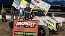 Youngquist Thrills in Return to Skagit Speedway