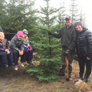 Time to choose a Christmas Tree!