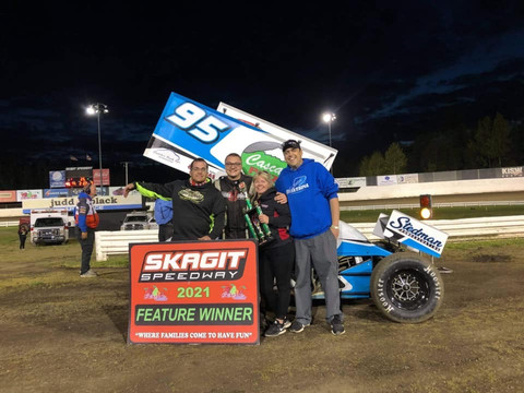 Youngquist Parks It in Dynes Racing Debut