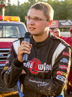 Dirt Cup Driver Introductions