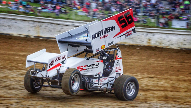 Busy Three Week Stretch Ends with 6th Place Run for Youngquist