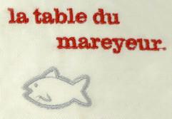 la Table du Mareyeur