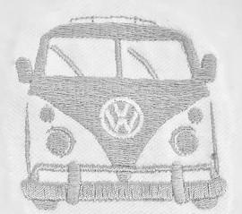 un Van Volkswagen