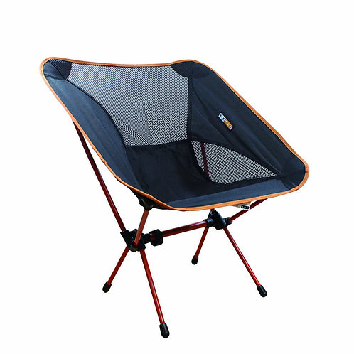 Cadeira Karibu Azteq Leve, compacta e de montagem simples