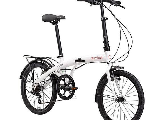 "Bicicleta dobrável Durban aro 20"" de 6 velocidades Eco+"