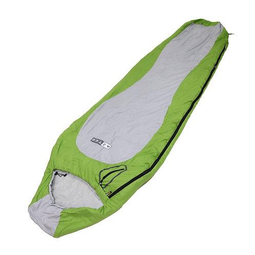 Saco de dormir Raptor Azteq de 1,1kg e temperatura de 2°C à 6°C