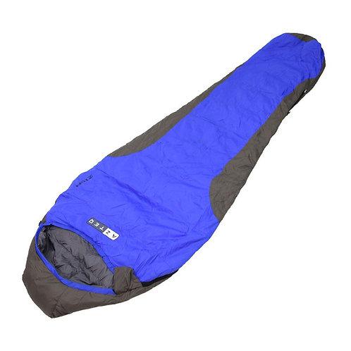 Saco de dormir Zion Azteq de 1,1kg e temperatura de 0°C à -10°C