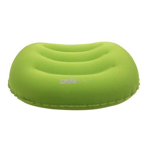 Travesseiro inflável Pill Azteq super compacto e resistente